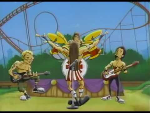 Red Hot Chili Peppers - Love Rollercoaster