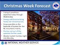 NWS Atlanta December 22nd 2020 Weekly Briefing