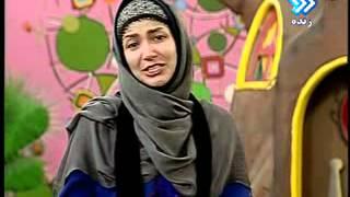 گریه خاله شادونه در تلویزیون بعد از ماجرای خرمدره