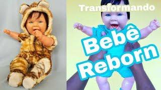 Transformando Boneca em Bebê Reborn para Sorteio de 20 Mil Inscritos