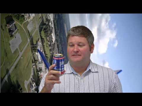 Blue Sky Soda Review - Cola