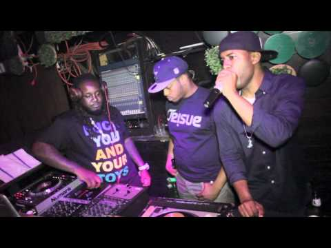 T-Pain w.DJ WhooKid at Greenhouse NYC 9-15-2011 Music Videos