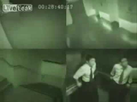 Aparições de espíritos Fantasmas capturadas em Vídeo