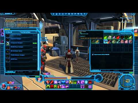 Let's Play SWTOR Sith Inquisitor Part 39 