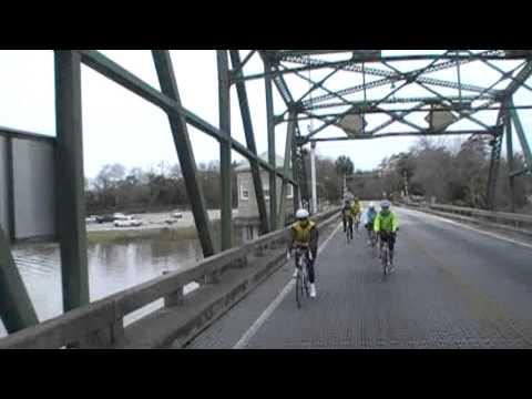 Sun City Cyclers & Kickin Asphalt Bicycle Club Ride From Promised Land Farm to Coastal Hospital