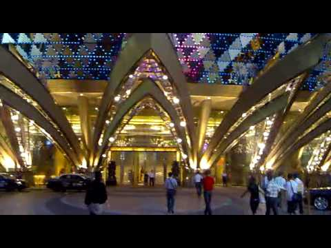 MACAU GRAND LISBOA HOTEL.mp4 Video