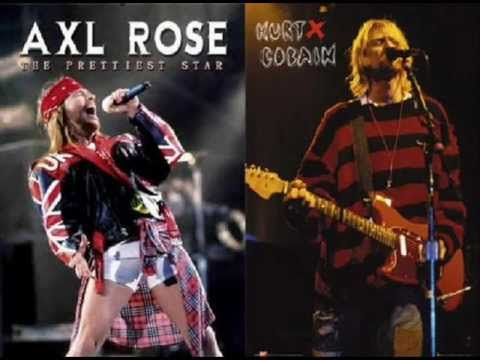 Kurt Cobain VS Axl Rose (LA VERDADERA PELEA)