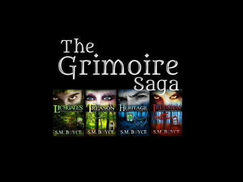 Grimoire Saga Series Trailer