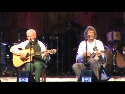 Doc Watson and Friends- Lost Highway- Merlefest 2012.mpg