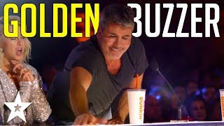 Simon Cowell's GOLDEN BUZZERS On Britain and America's Got Talent 2019! | Got Talent Global