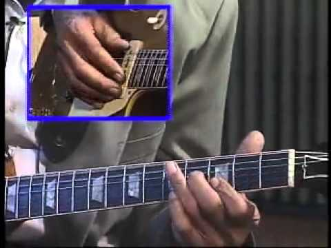 Hubert Sumlin on how to play Smokestack Lightning