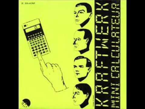 Kraftwerk - Mini Calculateur