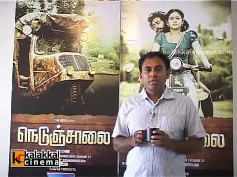 Director N. Krishna Interview for Nedunchalai