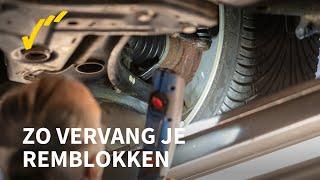 Play Rem Cilinder En Rem Schoenen Vervangen Peugeot 205 14