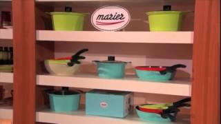 """Посуда Marier  - спонсор программы """"Рецепт на миллион"""" на СТС"""