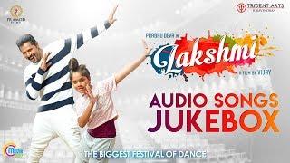 Lakshmi  Audio Songs Jukebox  Prabhu Deva Aishwary