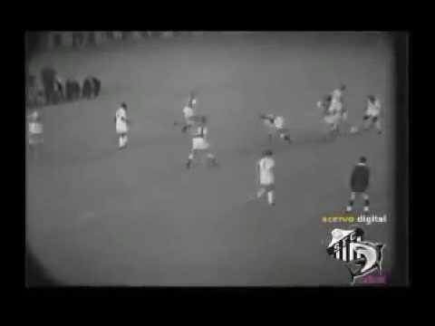 Pelé: TOP GOAL Nº 2- 1960 (O Segundo Melhor Gol Filmado do Rei do Futebol e Atleta do Século)