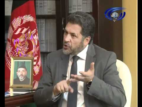 aminbabak Interview with Dr. Farooq Wardak, Afghan Minister of Education part 2