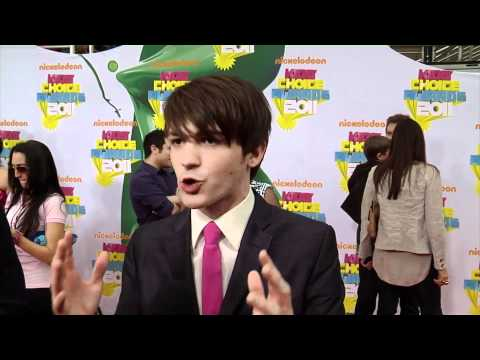 Drake Bell 2011 Kids' Choice Awards Interview