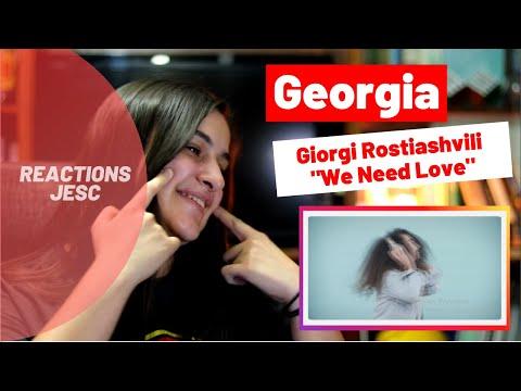 Reaction: Georgia (Junior Eurovision 2019)