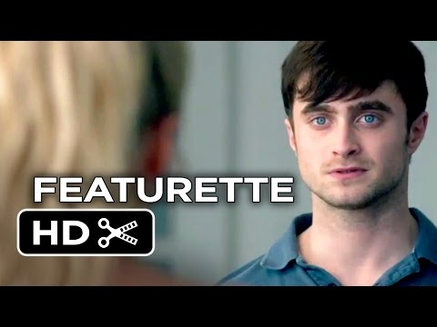 What If Featurette - A Modern Love Story (2014) - Daniel Radcliffe, Adam Driver Movie HD