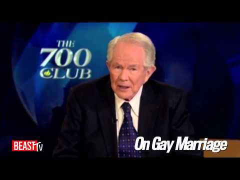 Outrageous Pat Robertson Remarks