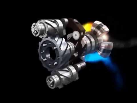 Новый тип двигателя