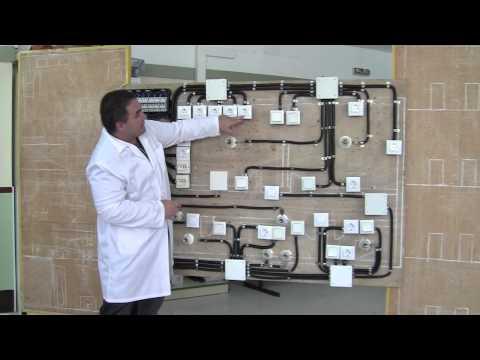 Instalación Eléctrica en Vivienda - Avería nº 06 Interruptor Diferencial.MP4
