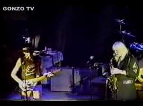 Johnny Winter and Edgar Winter