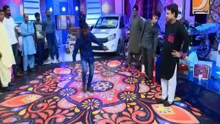 Dharti Jo Jamalo game show amir shah funny dance