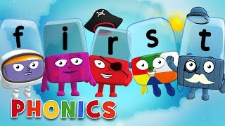 Phonics - Learn to Read | First Steps | Alphablocks
