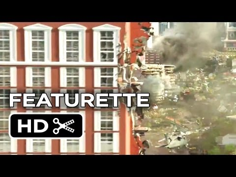 Godzilla Featurette - Starting Out (2014) - Gareth Edwards Movie HD