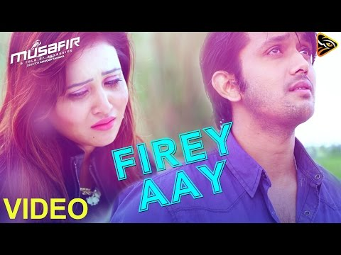 Firey Aay - Porshi & Tahsin | Musafir (2016) | Bengali Movie | Video Song | Arifin Shuvoo | Marjan