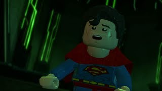 LEGO Batman 2: DC Super Heroes Walkthrough Part 10 - Research and Development