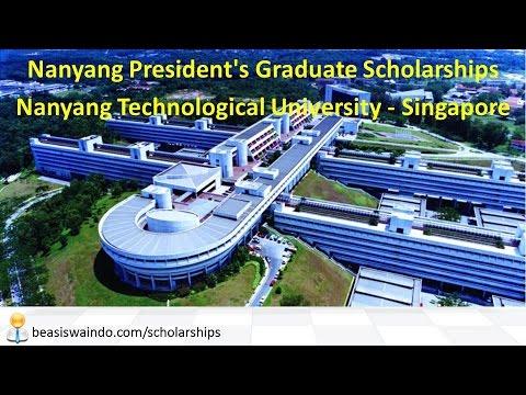 Singapore - Nanyang Technological University President's Graduate Scholarships (NPGS)