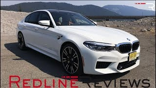 2018 BMW M5 – Has Germany's Super Sedan King Returned?