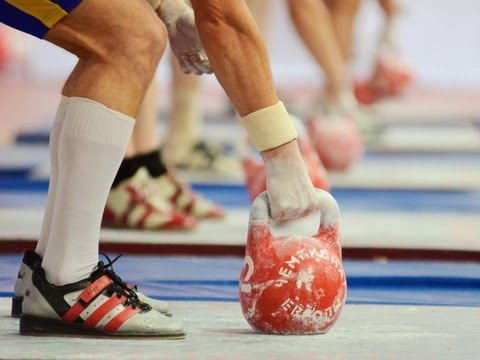 Open European Kettlebell Lifting Championship 2012, Belgorod, Russia - Biathlon Image 1
