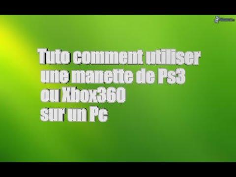 [Tuto]Comment jouer avec une manette Ps3 ou Xbox360 sur un pc