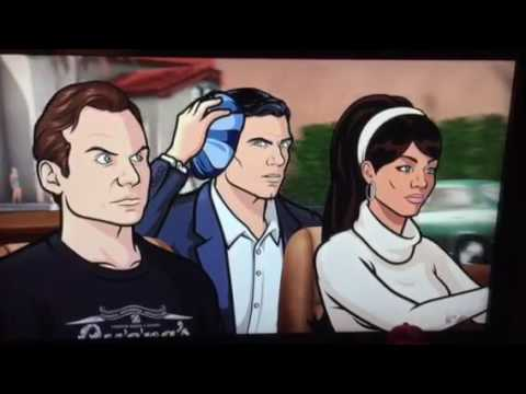 Archer Does 30 Years Of Covert CIA History In 90 Seconds