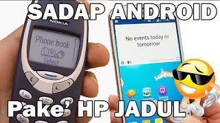 Kode S4D@P Pesan TANPA Aplikasi TANPA Internet, HP Apa Aja Bisa Sob !!! 😎