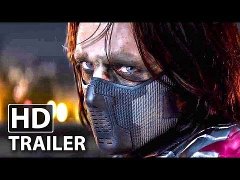 CAPTAIN AMERICA 2 - Trailer 2 (Deutsch | German) | HD