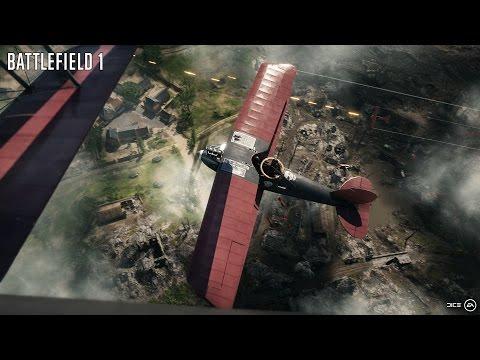 Battlefield 1 Gameplay Series: Vehicles