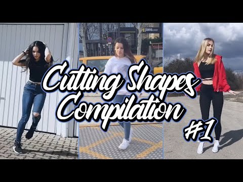 Best of Cutting Shapes | House Shuffle | Shuffle | Konijnendans | Compilation 2018 #1
