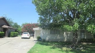 Fort Worth Rental Duplexes 3BR/2BA by Fort Worth Property Management