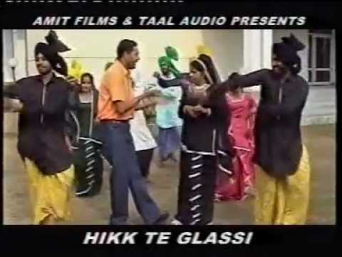 Bagga Safri Hikk Te Glassi video