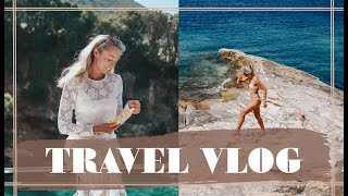KEFALONIA VLOG // How To Be An ECO Tourist! // Fashion Mumblr AD