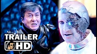 BLEEDING STEEL Official Trailer (2018) Jackie Chan Sci-Fi Action Movie HD