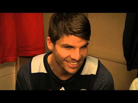 Kyle Korver previews Game 2 of Hawks vs. Pacers