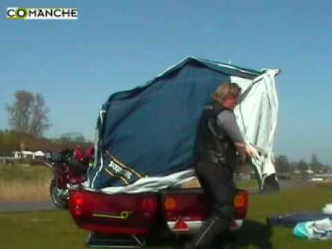 COMANCHE - MC CAMP - Motorcycle campers
