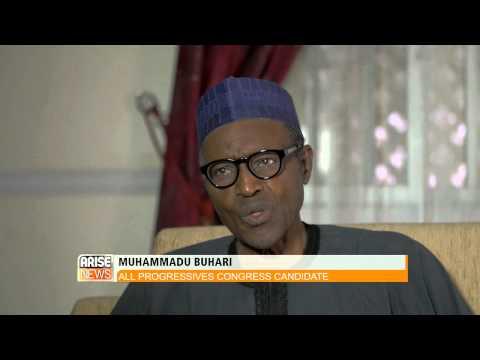 Muhammadu Buhari Talking Nigeria | ARISE News Talking Africa